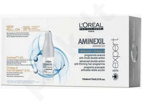 L´Oréal Professionnel Série Expert, Aminexil Advanced, Against plaukų Loss moterims, 42x6ml