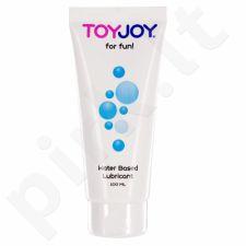 Lubrikantas Toy Joy analinis - vandens pagrindo (100 ml)