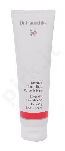 Dr. Hauschka Lavender Sandalwood, Calming, kūno kremas moterims, 145ml