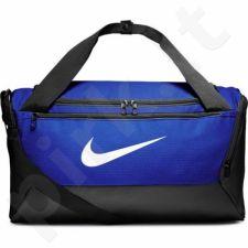 Krepšys Nike Brasilia S Duffel 9.0 mėlyna BA5957 480