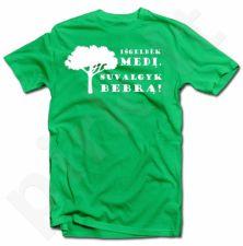 """Marškinėliai """"Išgelbėk medį"""""""