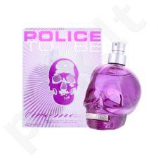 Police To Be Woman, kvapusis vanduo moterims, 125ml