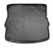 Guminis bagažinės kilimėlis MAZDA CX 7 2010-2012 black /N24025