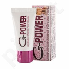 G-POWER ORGASM CREME FOR WOMEN 30ML