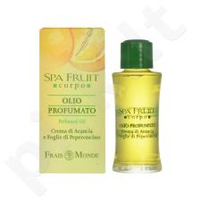 Frais Monde Spa Fruit Orange And Chilli Leaves, parfumuotas aliejus moterims, 10ml