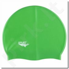 Maudymosi kepuraitė silikoninė SPURT SH86 žalia