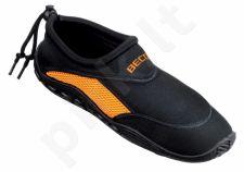 Vandens batai unisex 9217 3 38 black/orange