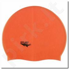 Maudymosi kepuraitė silikoninė SPURT G503 oranžinis