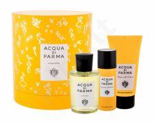 Acqua di Parma Colonia, rinkinys Eau de odekolonas moterims ir vyrams, (EDC 100 ml + dušo želė 75 ml + dezodorantas 50 ml)