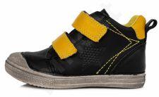 D.D. step juodi batai 31-36 d. 049907bl