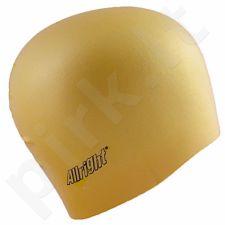 Maudymosi kepuraitė  Allright auksinės spalvos