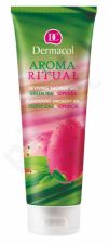 Dermacol Aroma Ritual, Green Tea & Opuntia, dušo želė moterims, 250ml