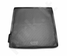 Guminis bagažinės kilimėlis NISSAN Pathfinder 2005-2014  black /N28011