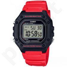 Vyriškas laikrodis Casio W-218H-4BVEF