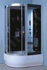 Masažinė dušo kabina K616T dešinė