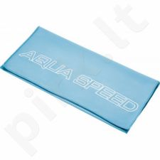 Rankšluostis Aqua-speed Dry Flat 200g 70x140 mėlynas 02/155