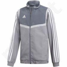 Bliuzonas futbolininkui Adidas Tiro 19 Presentation Jacket Junior DW4789