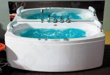 Masažinė vonia B1790-1 su hidromasažu 190cm
