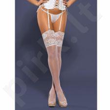 Prisegamos kojinės Ivory L/XL