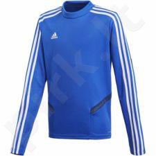 Bliuzonas futbolininkui Adidas Tiro 19 Training Top mėlyna JR DT5279