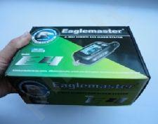 Automobilių apsaugos sistema EAGLEMASTER E4 CL-7000 LCD