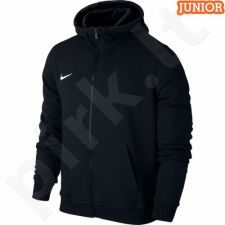 Bliuzonas  Nike Team Club FZ Hoody juoda  Jr 658499-010