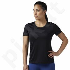 Marškinėliai bėgimui  Reebok Running Essential Tee W BQ5480