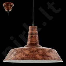 Pakabinamas šviestuvas EGLO 49397 | SOMERTON 1