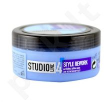 L´Oréal Paris Studio Line, Style Rework Architect, plaukų vaškas moterims, 75ml