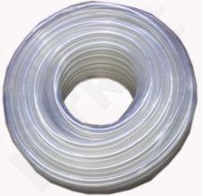 Žarna laistymo PVC skaidri 5/8x25m
