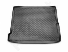 Guminis bagažinės kilimėlis RENAULT Scenic 2009-2016 black /N32019