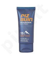 PIZ BUIN Mountain, veido apsauga nuo saulės moterims ir vyrams, 50ml