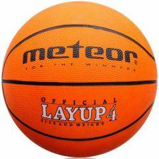 Krepšinio kamuolys Meteor Layup 4 7059
