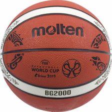 Krepšinio kamuolys Molten B7G2000-M9C replika Chiny 2019 WC