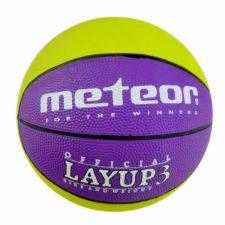 Krepšinio kamuolys Meteor Layup 3 7066