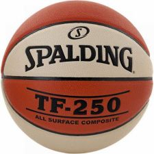 Krepšinio kamuolys Spalding NBA TF-250 Indoor/Outdoor two Tone