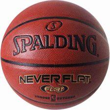 Krepšinio kamuolys Spalding NBA Neverflat Indoor/Outdoor
