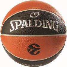 Krepšinio kamuolys Spalding NBA Euroleague IN/OUT TF-500 84-002Z