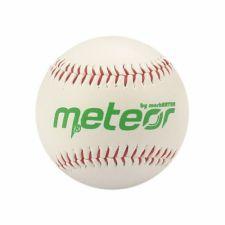 Beisbolo kamuoliukas Meteor skóra syntetyczna 13130