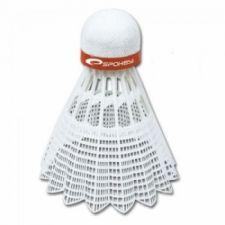 Badmintono skraidukės Spokey Shoot Red Fast /6vnt/ 83435
