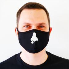 """Veido kaukė """"Varvanti nosis"""""""
