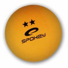Stalo teniso kamuoliukai Spokey Skilled** 6vnt 81875