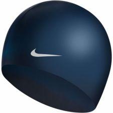 Maudymosi kepuraitė  Nike Os Solid W M 93060-440 tamsiai mėlyna