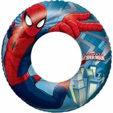 Plaukimo ratas BESTWAY SPIDER MAN 56cm 98003-9585