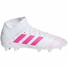 Futbolo bateliai Adidas  Nemeziz 18.3 FG JR CM8506