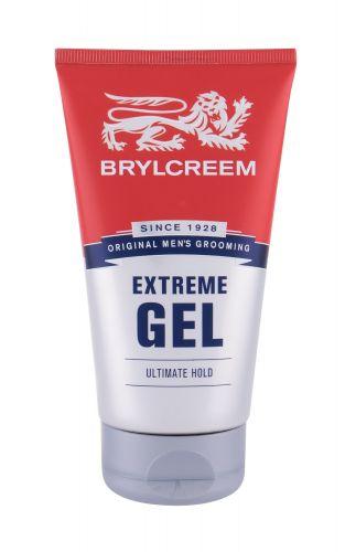 Brylcreem Gel, Extreme, plaukų želė vyrams, 150ml
