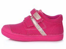 D.D. step rožiniai canvas batai 31-36 d. c049544cl