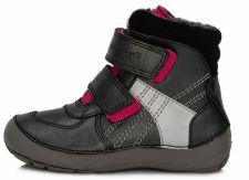 D.D. step juodi batai su pašiltinimu 31-36 d. 023804bl