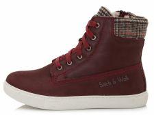 D.D. step bordiniai batai su pašiltinimu 37-40 d.052-7b