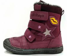 D.D. step bordiniai batai su pašiltinimu 25-30 d.049913am